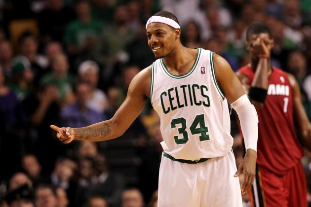 How Boston Celtics' 2012-13 Schedule Impacts Championship Odds