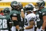 Fights Break Out at Eagles' Practice