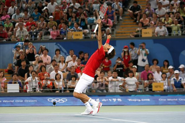 Olympic Tennis 2012: Roger Federer Is the Man to Beat in Men's Draw