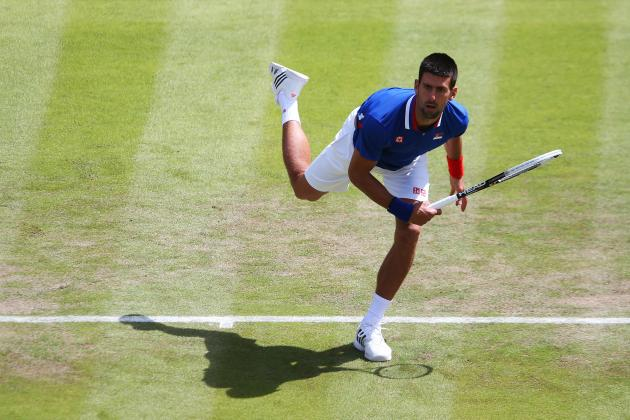 Olympic Tennis 2012 Results: Latest Updates on Novak Djokovic and Top Superstars