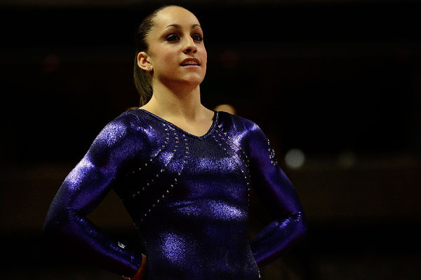 Jordyn Wieber Must Not Let Individual Failure Disrupt Team Competition