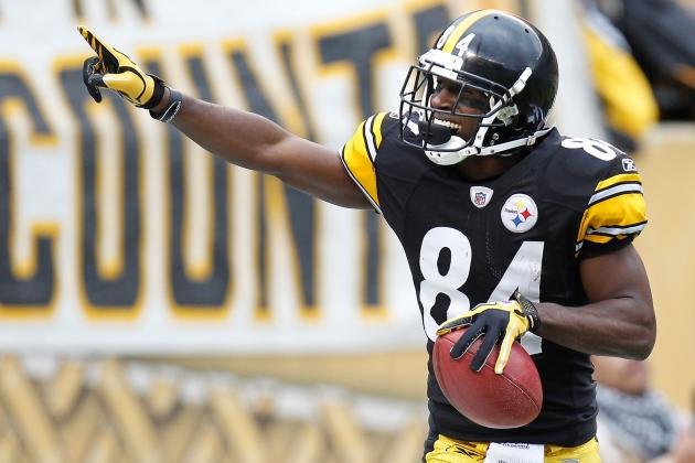 Antonio Brown's Contract Does Not Mean the Steelers Will Trade Mike Wallace