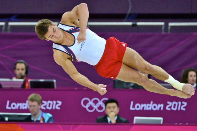 Olympic Men's Gymnastics 2012 Monday Results: Live Scores, Highlights & More