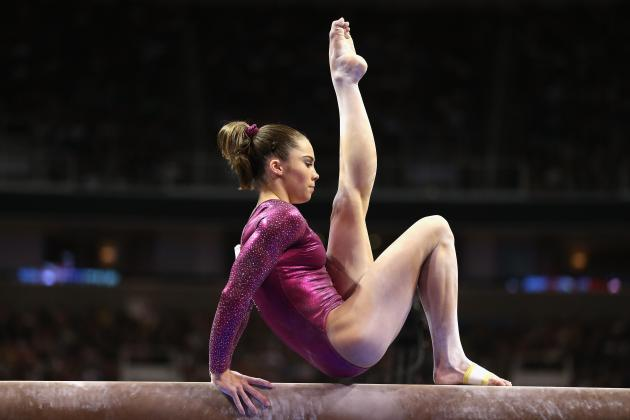 2012 Olympic Gymnastics Team: Underdogs Who Will Play Important Roles