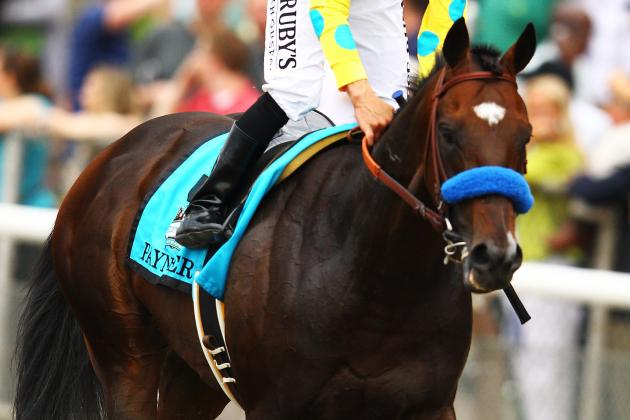 Baffert's Paynter Roars to Haskell Invitational Win