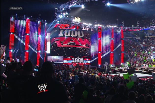 WWE Monday Night Raw: Is the New Theme Song a Good Fit?