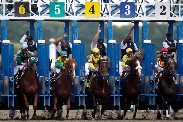 Industry Focuses on Protecting Jockeys and Mounts