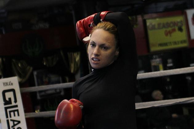 AIBA Wants More Female Boxers