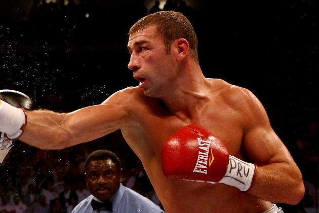 Bute Will Face Grachev Before Froch Rematch