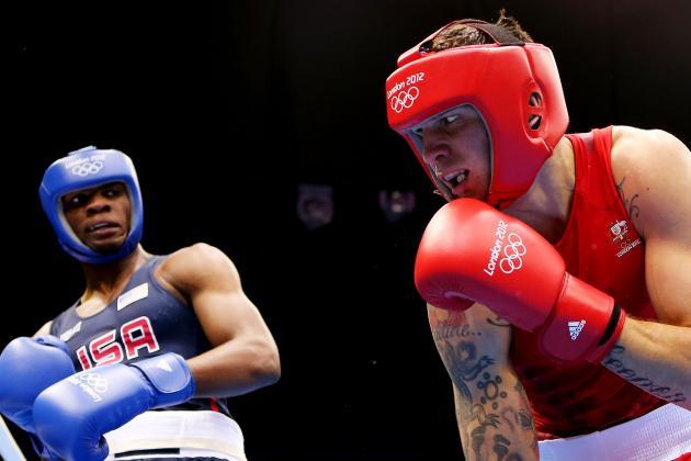 A U.S. Boxing Streak Ends