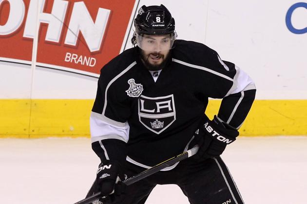 Could Drew Doughty of the LA Kings Be the NHL's Best Defenseman?