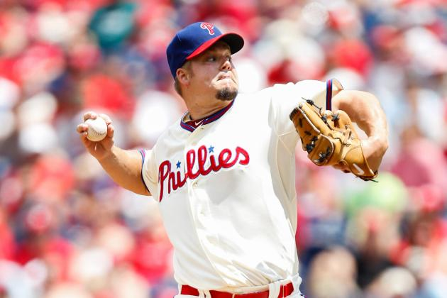 MLB Rumors: Joe Blanton Wouldn't Save Orioles Fading Playoff Hopes