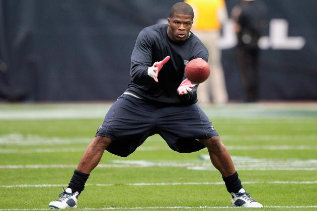 Updates on Andre Johnson and Other Injured NFL Stars