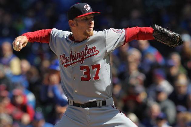 Fantasy Baseball 2012: 2-Start Pitchers Log for July 30-August 5