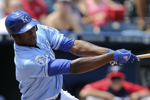 Fantasy Baseball:  Is Lorenzo Cain Able?
