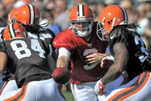 Cleveland Browns Young Guns Face Uphill Battle This Season