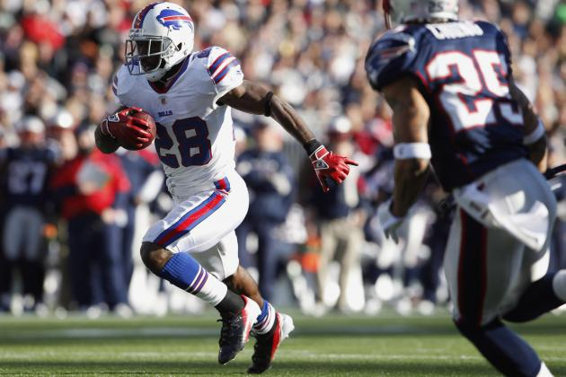 Can C.J. Spiller Be a Workhorse Back for the Buffalo Bills?