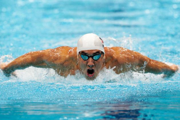 Olympic Swimming Schedule 2012: Dates & Times for Biggest Remaining Men's Events