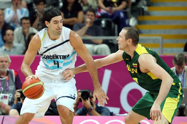 Olympics Basketball 2012: Is Argentina Suddenly the Favorite for Silver?