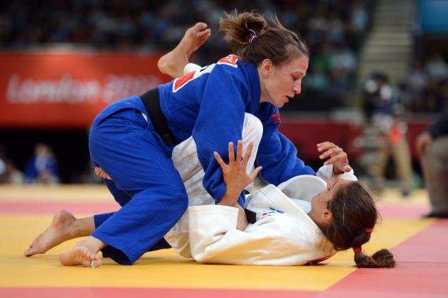 Olympic Judo 2012: Marti Malloy Matches Ronda Rousey's Medal Feat