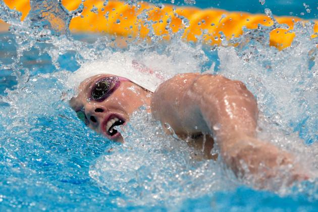 Missy Franklin: 17-Year-Old Will Edge Ryan Lochte as Next Swimming Superstar