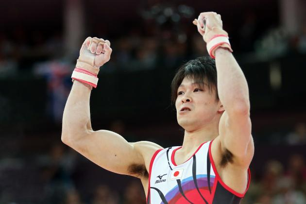 Men's Gymnastics Olympic Controversy: Japan Takes Silver, Great Britain Snubbed
