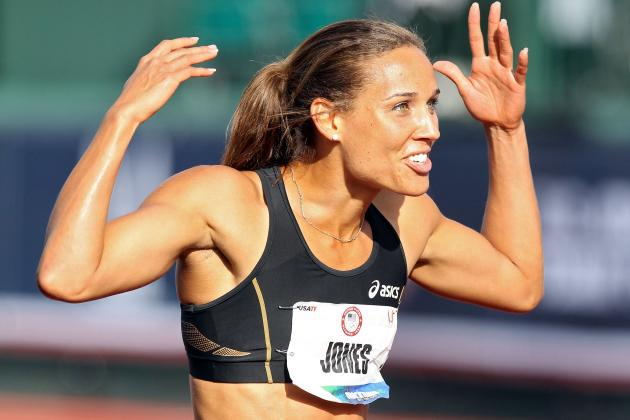 Lolo Jones: Controversy Surrounding Gun Tweet Is Ridiculous