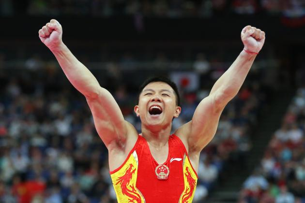 Olympic Men's Gymnastics 2012 Day 3 Results: Team Scores, Medal Winners and More