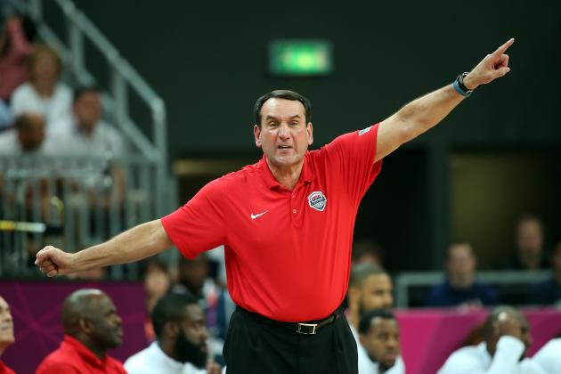 Team USA Basketball: Who Should Be Mike Krzyzewski's Successor as Head Coach?