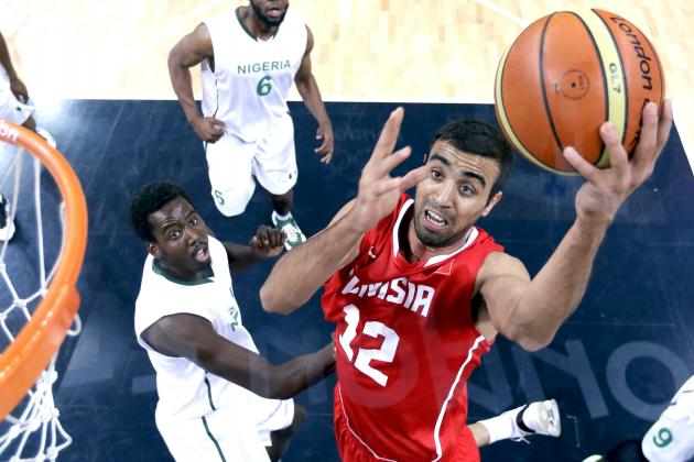 London Olympics 2012: Makram Ben Romdhane Is the Biggest Threat for Tunisia