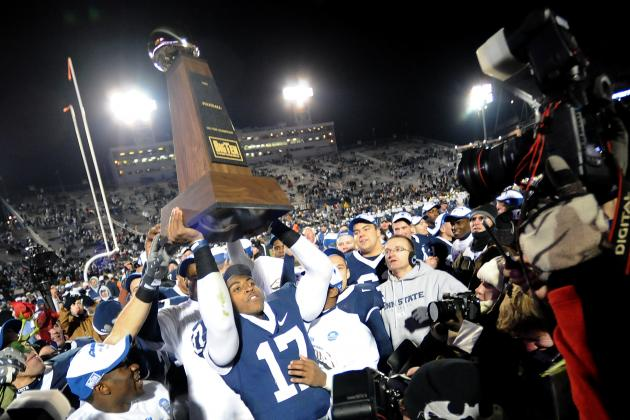 Big Ten Football: Let's Give Penn State and Wisconsin Some Trophy Suggestions
