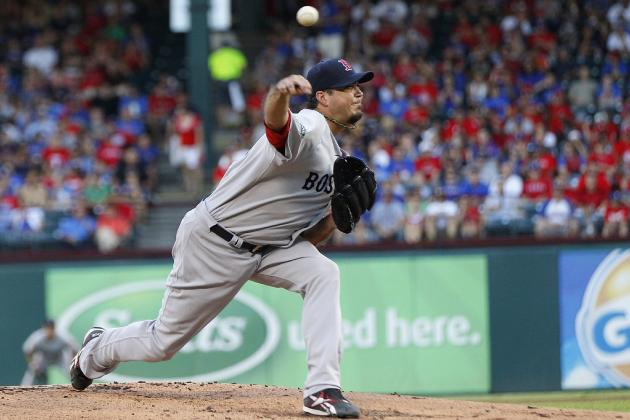 Atlanta Braves Trade Rumors: Josh Beckett Would Excel with Change of Scenery
