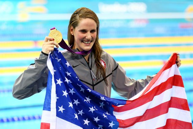 Olympic Swimming Results 2012: Day 3 Recap, Top Times & Medal Standings