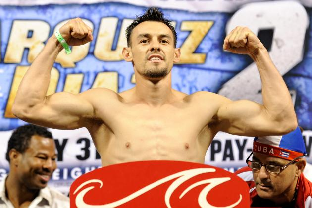 Guerrero:  'I'm the Mandatory to Floyd [Mayweather Jr.]. Let's Make It Happen'