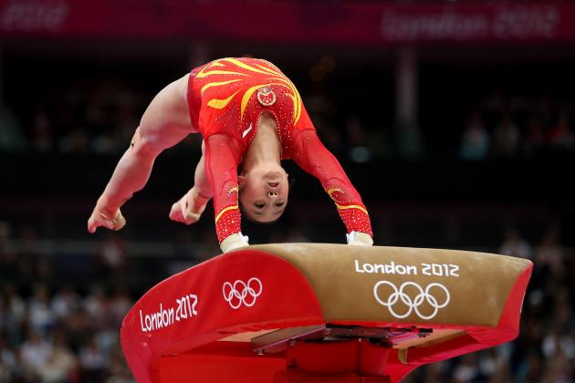 Chinese Women's Gymnastics Team:  How Huang Qiushuang Will Lead the Team to Gold