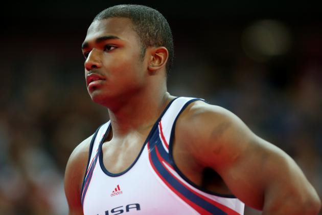 US Olympic Gymnastics Team 2012: Disappointing Finish Will Make US Men Stronger