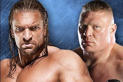 WWE Summerslam 2012: Why Brock Lesnar Has to Defeat Triple H