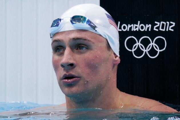 Olympic Swimming 2012: Ryan Lochte Is Not the Star Michael Phelps Was in 2008