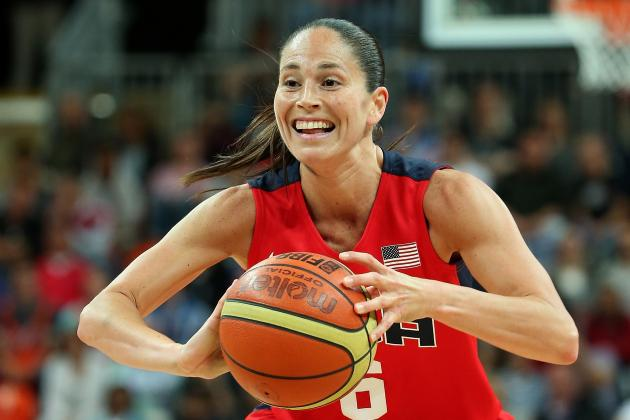 USA vs. Angola Women's Basketball: Live Score, Stats and Recap