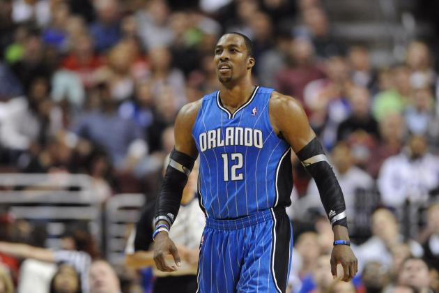 Dwight Howard: What Should Be the Orlando Magic's Number One Trade Priority?