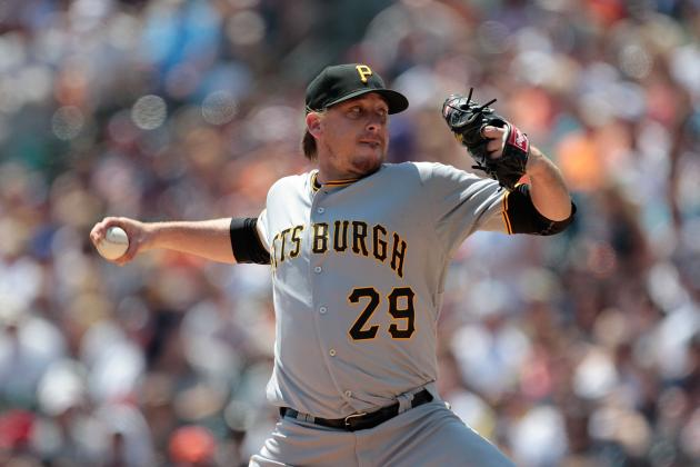 Pirates Trade Rumors: Pittsburgh Should Scale Back Demand for Kevin Correia