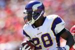 Adrian Peterson Hospitalized After Allergic Reaction