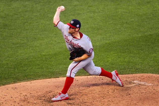 What Stephen Strasburg's Inning Limit Means for Mike Rizzo