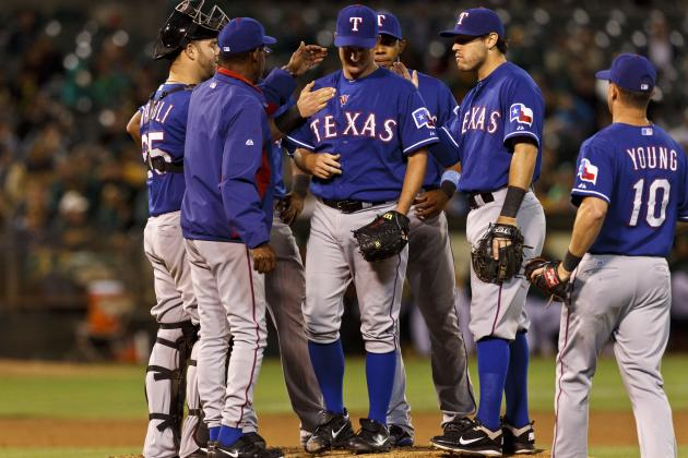 MLB Trade Deadline 2012: Texas Rangers Should Stand Pat on Tuesday