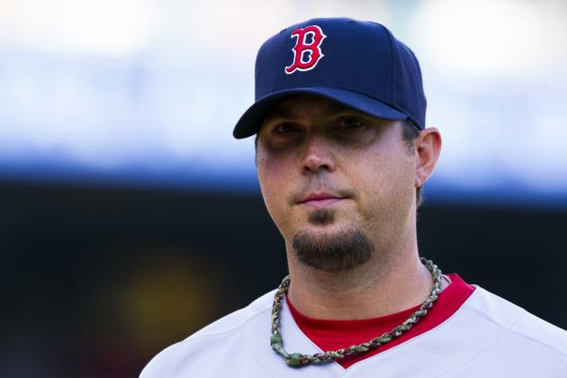 Red Sox Trade Rumors: Will Any Contender Deal a Top Prospect for Josh Beckett?