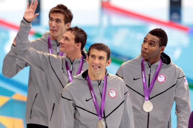Olympic Swimming Results 2012: Why Ryan Lochte Will Always Be in Phelps' Shadow