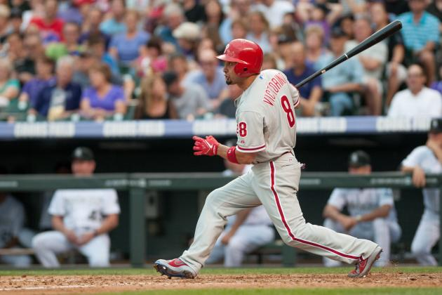 MLB Trade Rumors: Shane Victorino Is Exactly What Cincinnati Reds Need
