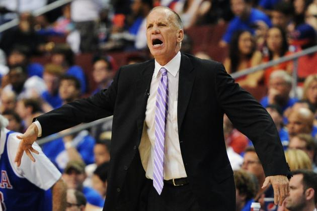 Philadelphia 76ers: Why 2012-13 Is a Make or Break Year for Doug Collins