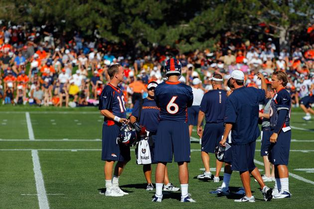 Denver Broncos: Is Caleb Hanie Ready to Lead If Manning Goes Down?