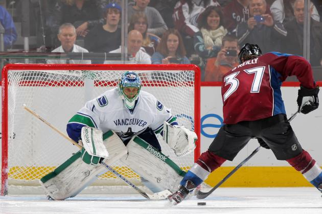 Vancouver Canucks: What Is the Trade Value of Roberto Luongo Right Now?